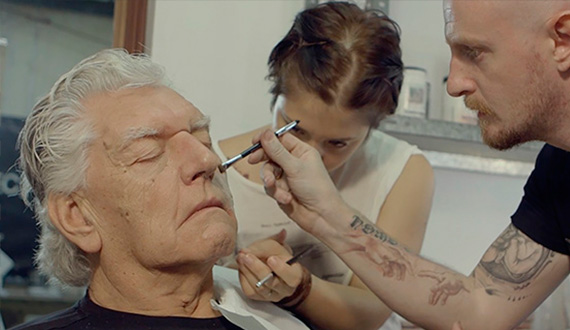 David Prowse en I Am Your Father Luk Internacional y Netflix