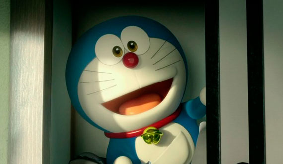 Doraemon 3D Stand by me 2014